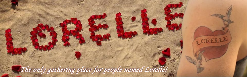 For Lorelles Only header image